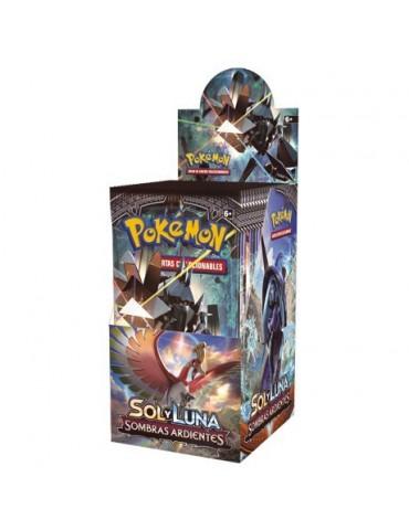 Pokémon Sol y Luna: Sombras...