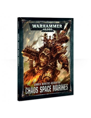 Codex: Chaos Space Marines...