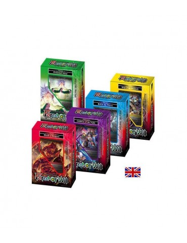 Force of Will: Kit Mazos de...