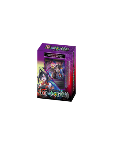 Force of Will: Darkness...