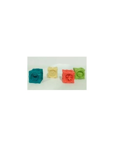 4 Dados 3D Básicos de Coulin