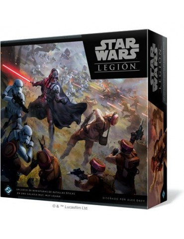 Star Wars: Legión (Castellano)