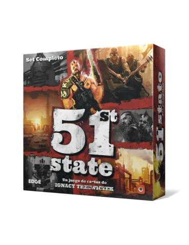 51st State: Set Completo...