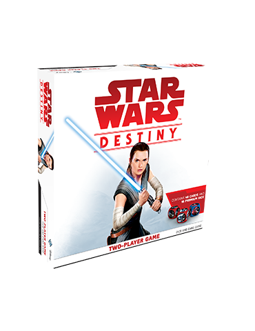 Star Wars: Destiny...