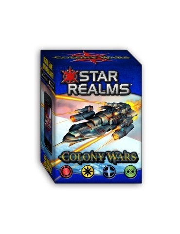Star Realms: Colony Wars...