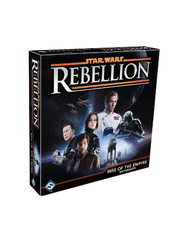Star Wars: Rebellion - Rise...