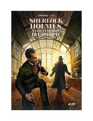 Sherlock Holmes y los...