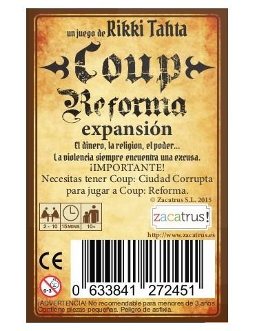 Coup: Reforma (Expansión)