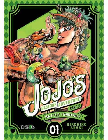 Jojo's Bizarre Adventure...