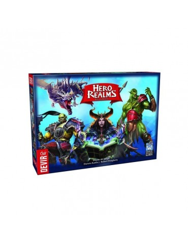 Hero Realms (Castellano)