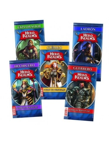 Hero Realms: Sobre de...
