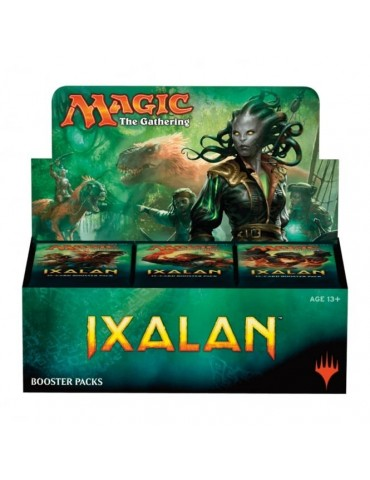 Magic: Ixalan - Display de...