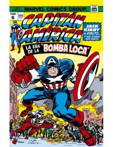 Capitán América y El Halcón...