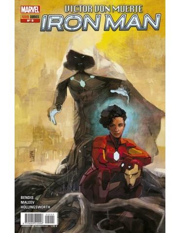 Victor Von Muerte: Iron Man 9