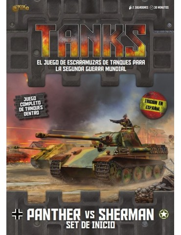 Tanks: Set de Inicio...
