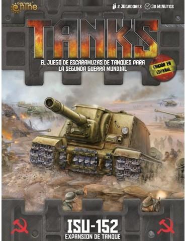 Tanks: ISU-152
