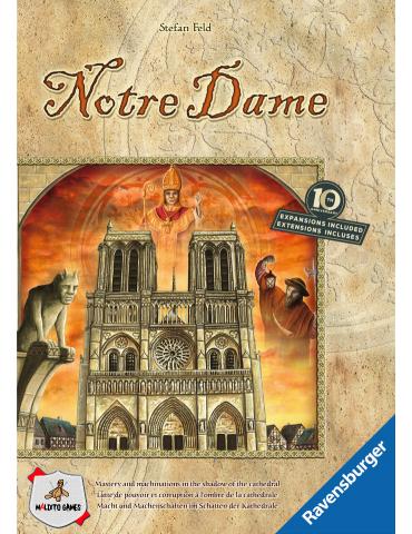 Notre Dame: Edición 10º...