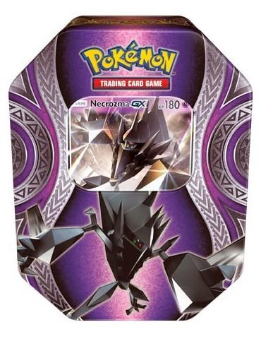 Pokémon JCC: Caja metálica...