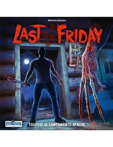 Last Friday: Regreso al...