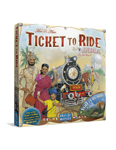 Aventureros al Tren! India...