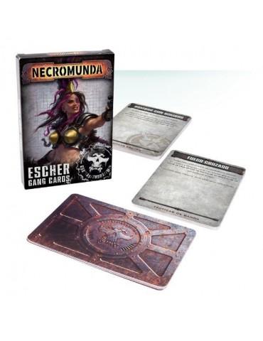 Necromunda: Cartas de banda...