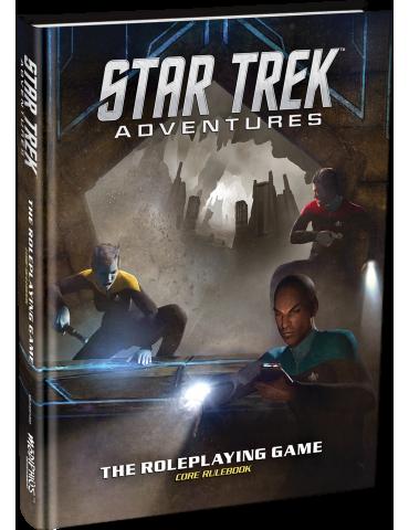 Star Trek Adventures - Core...