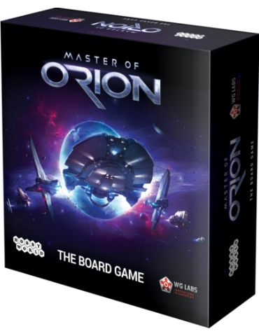 Master of Orion: The Board...