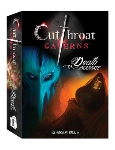 Cutthroat Caverns: Death...