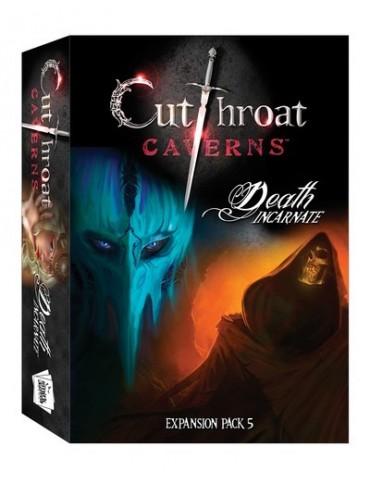 Cutthroat Caverns: Death...