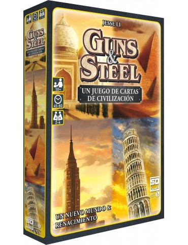 Guns & Steel (Castellano)