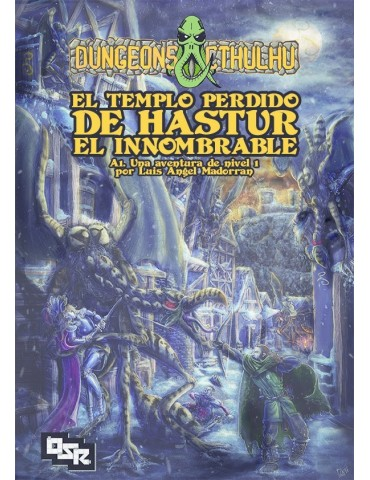 Dungeons & Cthulhu: El...
