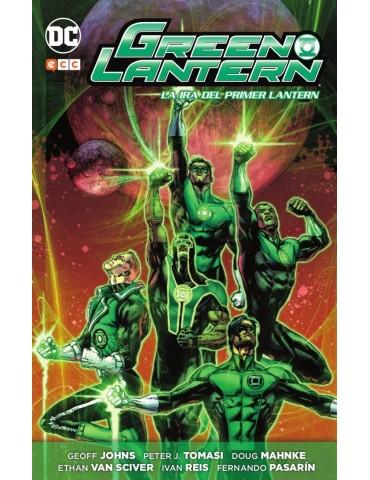 Green Lantern: La ira del...