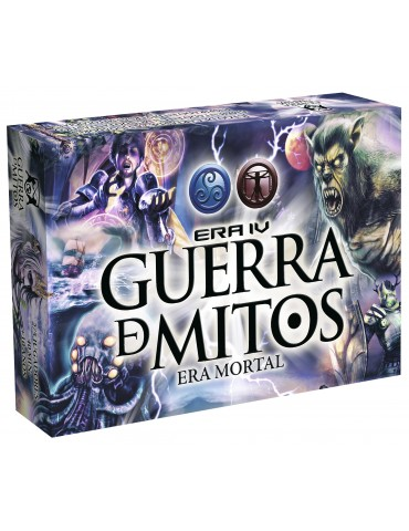 Guerra de Mitos 13: Era Mortal