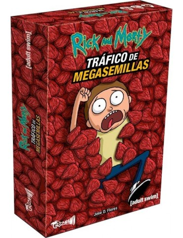 Rick & Morty: Tráfico de...