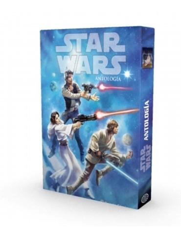 Star Wars Antología (ed....