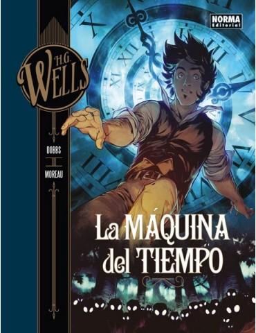 H.G. Wells. La Máquina del...