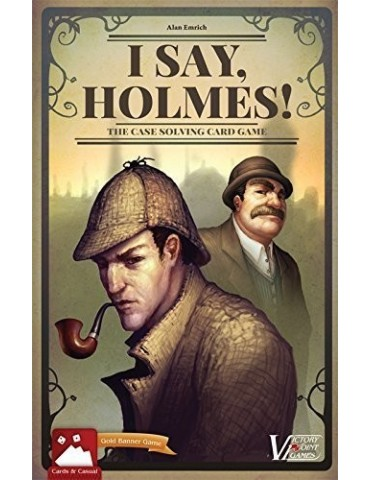 I Say, Holmes! (Second...