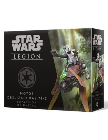 Star Wars: Legión - Motos...