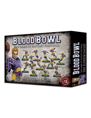 Blood Bowl: Los Elfheim Eagles