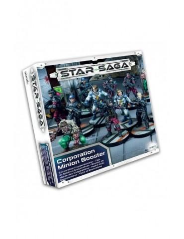 Star Saga: Corporation...