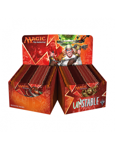 Magic: Unstable - Sobre de...