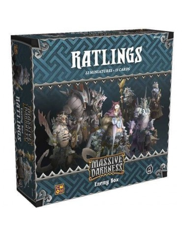 Massive Darkness: Ratlings...