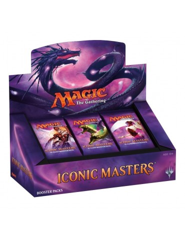 Magic: Iconic Masters...