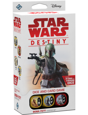 Star Wars: Destiny - Boba...