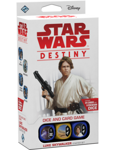Star Wars: Destiny - Luke...
