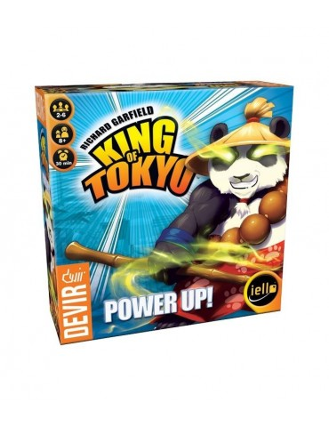 King of Tokyo: Power Up! -...