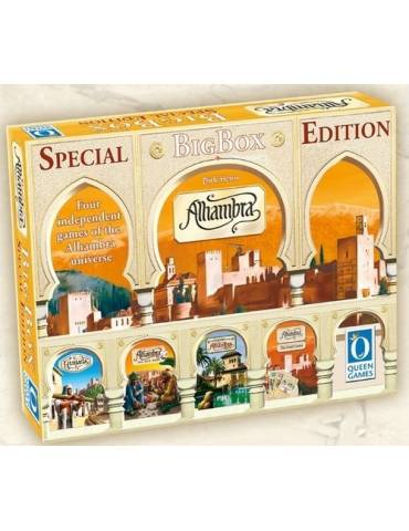 Alhambra - Big Box (Special...