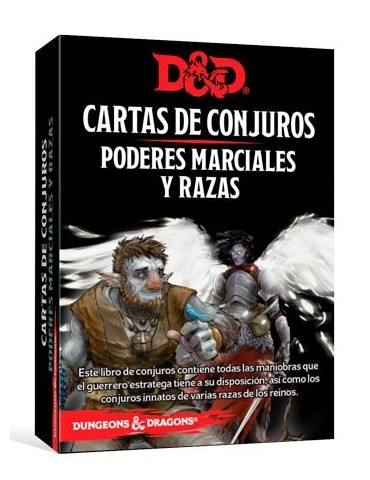 Dungeons & Dragons: Poderes...