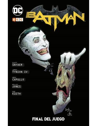 Batman: Final del Juego