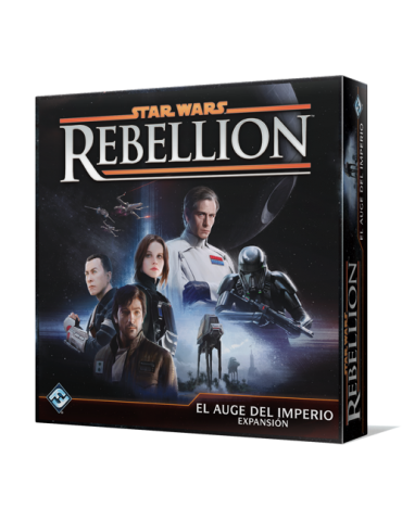 Star Wars: Rebellion - El...